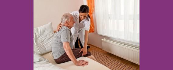 Communiquer avec une personne souffrant d'Alzheimer