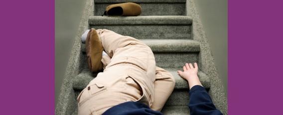 Conseils pour éviter les chutes des personnes âgées