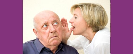 Personnes âgées : mieux vivre sa déficience auditive ou sa surdité