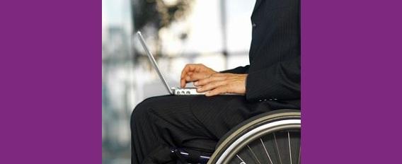 Interview de M. Jochum, ambassadeur travailleur handicapé