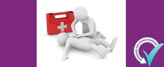 AVC : les gestes de premiers secours
