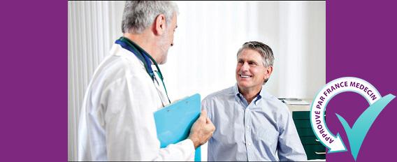 Cancer de la prostate : dépistage et traitements
