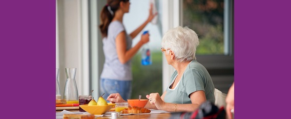 L'aide ménagère départementale : qu'est-ce que c'est ?