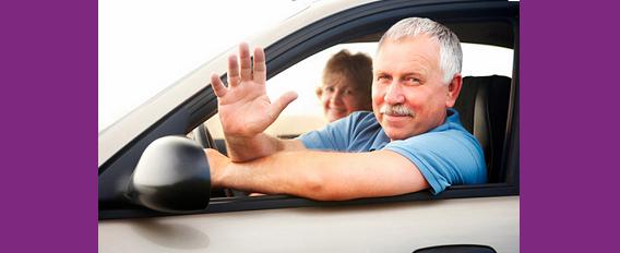 Seniors, adoptez les bons réflexes au volant!