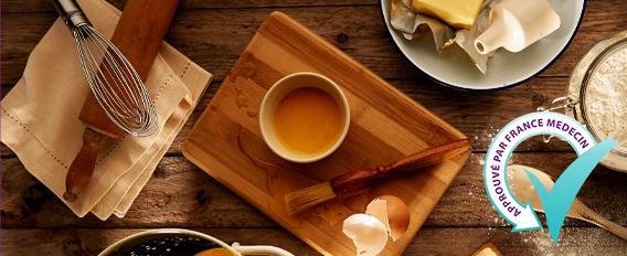Idées recettes moins sucrées et moins salées