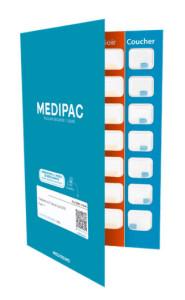 Pilulier sécurisé Medipac