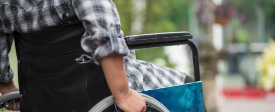 handicapéé